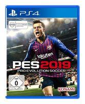 PES 2019: Pro Evolution Soccer (PlayStation 4) für 54,99 Euro