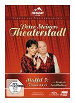 Peter Steiners Theaterstadl - Staffel 5: Folgen 64-75 DVD-Box (DVD) für 39,99 Euro