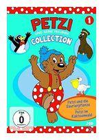 Petzi Collection - Petzi und die Saurierpflanze & Petzi im Kakteenwald (DVD) für 4,99 Euro
