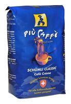 Piucaffe Schümli Classic 250g Kaffeebohnen 90% Arabica 10% Robusta für 4,99 Euro