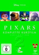 Pixars komplette Kurzfilm Collection 2 (DVD) für 13,99 Euro