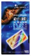 Platinum 180691 VHS Video-Kassette E-180 180min für 6,99 Euro