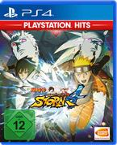 PlayStation Hits: Naruto Shippuden - Ultimate Ninja Storm 4 (PlayStation 4) für 19,99 Euro