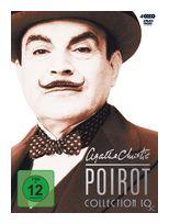 Poirot - Collection 10 DVD-Box (DVD) für 19,99 Euro