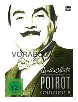 Poirot - Collection 8 (DVD) für 19,99 Euro
