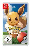 Pokémon: Let's Go, Evoli! (Nintendo Switch) für 49,99 Euro