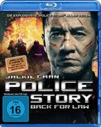 Police Story - Back for Law (BLU-RAY) für 9,99 Euro
