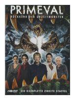 Primeval - Rückkehr der Urzeitmonster - Staffel 2 (DVD) für 9,99 Euro