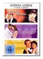 Prinzessin Olympia / Es begann in Neapel / Hausboot DVD-Box (DVD) für 8,99 Euro