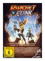 Ratchet & Clank (DVD) für 8,99 Euro