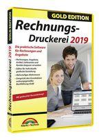 Rechnungsdruckerei 2019 Gold Edition (PC) für 19,99 Euro