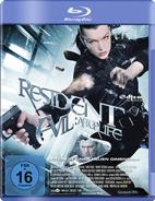 Resident Evil 4: Afterlife (BLU-RAY) für 7,99 Euro