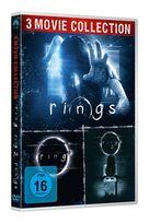 Ring Edition 1-3 DVD-Box (DVD) für 17,99 Euro