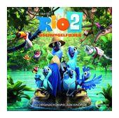 Rio 2 - Dschungelfieber (CD(s)) für 6,99 Euro