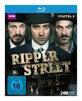 Ripper Street - Staffel 2 (BLU-RAY) für 16,99 Euro