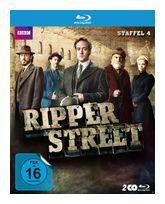 Ripper Street - Staffel 4 - 2 Disc Bluray (BLU-RAY) für 21,99 Euro