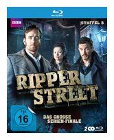 Ripper Street - Staffel 5 - 2 Disc Bluray (BLU-RAY) für 21,99 Euro