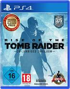 Rise of the Tomb Raider (PlayStation 4) für 29,99 Euro