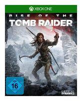 Rise of the Tomb Raider (Xbox One) für 24,99 Euro