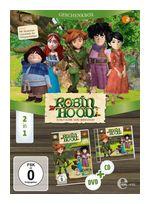 Robin Hood - Die Schatzkiste - Geschenkbox (DVD + Hörspiel) (CD(s)) für 9,99 Euro