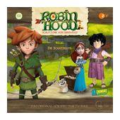 Robin Hood - Schlitzohr von Sherwood 01: Die Schatzkiste (CD(s)) für 6,99 Euro