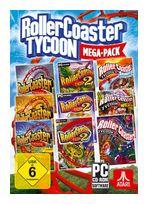 RollerCoaster Tycoon Mega-Pack (PC) für 15,00 Euro