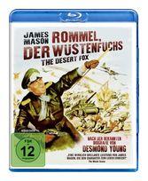 Rommel - Der Wüstenfuchs (BLU-RAY) für 12,99 Euro