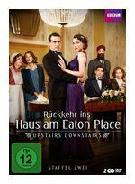 Rückkehr ins Haus am Eaton Place - Staffel 2 (DVD) für 12,99 Euro