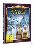 Russische Märchenklassiker: Väterchen Frost - Abenteuer im Zauberwald (DVD) für 9,99 Euro