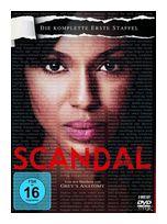 Scandal - Staffel 1 - 2 Disc DVD (DVD) für 13,99 Euro