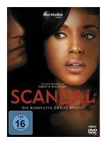 Scandal - Staffel 2 DVD-Box (DVD) für 13,99 Euro