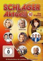 Schlager Aktuell 10 - Die Videos (VARIOUS) für 19,49 Euro