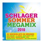Schlager Sommer Megamix 2018 (VARIOUS) für 18,99 Euro