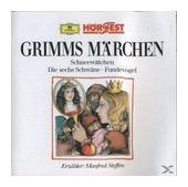 Schneewittchen, Die sechs Schwäne & Fundevogel (CD(s)) für 4,99 Euro