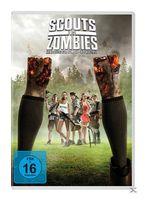 Scouts vs. Zombies - Handbuch zur Zombie-Apokalypse (DVD) für 8,99 Euro