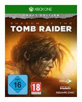 Shadow of the Tomb Raider Croft Edition (Xbox One) für 99,99 Euro