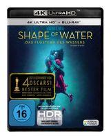 Shape of Water - Das Flüstern des Wassers (4K Ultra HD BLU-RAY + BLU-RAY) für 28,99 Euro