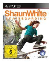 Shaun White Skateboarding (Playstation3) für 12,99 Euro
