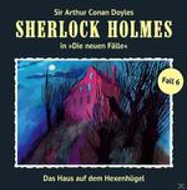 Sherlock Holmes - Die neuen Fälle 06: Das Haus auf dem Hexenhügel (CD(s)) für 9,99 Euro