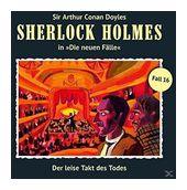 Sherlock Holmes - Die neuen Fälle 16: Der leise Takt des Todes (CD(s)) für 9,99 Euro