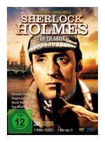 Sherlock Holmes DVD-Box (DVD) für 13,99 Euro