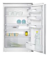 Siemens KI18RE61 Einbau-Kühlschrank 150l A++ 96kWh/Jahr SN-ST Festtür für 374,00 Euro
