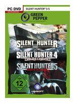 Silent Hunter 3-5 (Green Pepper) (PC) für 6,99 Euro