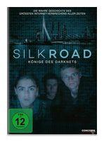 Silk Road - Könige des Darknets (DVD) für 9,99 Euro