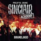 Sinclair Academy: Brandjagd (12) (CD(s)) für 6,99 Euro