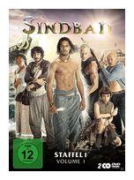 Sindbad - Staffel 1 - Volume 1 (DVD) für 9,99 Euro