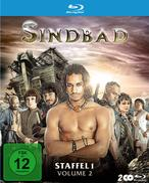 Sindbad - Staffel 1 - Volume 2 (BLU-RAY) für 12,99 Euro