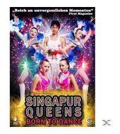 Singapur Queens - Born to Dance (DVD) für 7,99 Euro