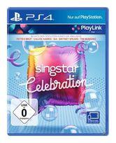 SingStar Celebration (PlayStation 4) für 19,99 Euro