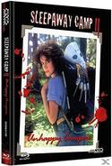 Sleepaway Camp 2 - Das Camp des Grauens 2 Limited Edition (BLU-RAY) für 23,99 Euro